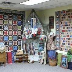 quilt store front - Google Search   Quilt Shoppe   Pinterest ... : quilt shop search - Adamdwight.com