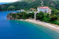 Grand Bahia Principe in Samana, Dominican Republic.