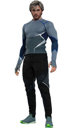 281f429a713 Marvel Quicksilver Sixth Scale Figure by Hot Toys