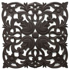 Found it at Wayfair - Vaughn Medallion Wall Décor