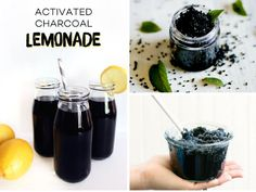 The best activated charcoal uses you haven't heard about. We're sharing a secret hangover cure, charcoal face mask, foot scrub, & the best detox drink to...