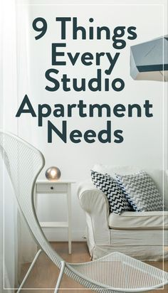 Get tips on how to decorate a studio apartment on SHEfinds.com. #homedecor #diy