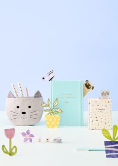 Inspire some cuteness with our new Sweet Collection - its bursting with cats, pugs and stationery goodness.