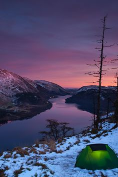Can you believe this is the Lake District? *plans road trip*