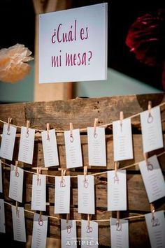 Wedding Table Numbers Ideas Seating Charts 24 Ideas Source by Quinceanera Decorations, Wedding Decorations, Pamplona, Wedding Tips, Our Wedding, Buffet Wedding, Wedding Menu, 15th Birthday, Wedding Table Numbers