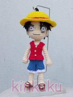 One Piece : Luffy by ~kinkaku on deviantART