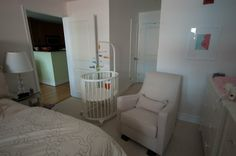 Featured Nursery – shared bedroom « Spearmint Baby