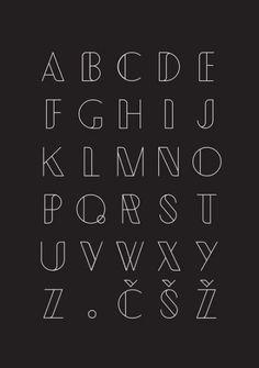 Typometry Free Font de Emil Kozole, via Behance - Graphisme Fancy Lettering Alphabet, Pretty Fonts Alphabet, Handwriting Alphabet, Hand Lettering Fonts, Typography Fonts, Fancy Writing Alphabet, Cool Writing Fonts, Cute Handwriting Fonts, Calligraphy Letters Alphabet