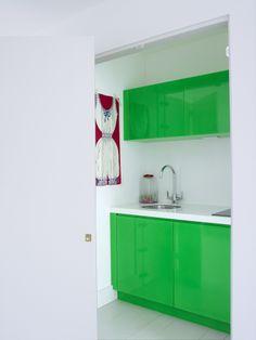 Diseño de cocinas verdes