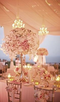 Are you wondering the best beach wedding flowers to celebrate your union? Here are some of the best ideas for beach wedding flowers you should consider. Rose - You can't go wrong with a rose. Vintage Wedding Flowers, Wedding Reception Flowers, Wedding Reception Centerpieces, Diy Wedding Decorations, Flower Decorations, Floral Wedding, Wedding Ideas, Wedding Favors, Wedding Bouquets
