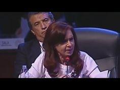 Cristina Fernández Plenario Cumbre de la Celac 2014 en Cuba (28 de enero de 2014)