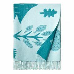 Pläd från Donna Wilson/ Blanket from Donna Wilson