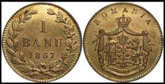 bani Romania People, Interesting Reads, Coin Collecting, Coins, Money, My Love, Collection, Vintage, Rooms