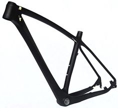 Full Carbon UD Matt 29er Mountain Bike MTB Cycling BSA Frame 17' * You can get additional details at the image link.