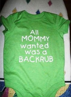 Going to make this onsie someday! haha :)