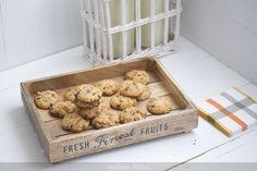 Galletas tipo cookies hay muchas y muy variadas. Pero estas cookies crujientes de avellana son de las más ricas que he probado. Son muy sencillas de hacer.