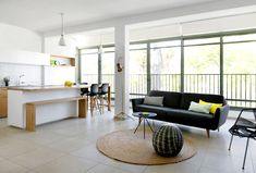 Apartment Renovation by Itai Palti - #decor, #interior, #interiordesign,  interiorzine.com