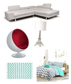 """""""Part of my dream"""" by makhennaj on Polyvore featuring Intelligent Design, PBteen, Universal Lighting and Decor, Renwil, women's clothing, women's fashion, women, female, woman and misses"""