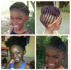 Little Girl Braid Styles And Ideas