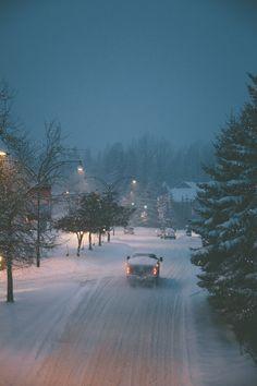 ...snow had fallen snow on snow, snow on snow on snow... ...