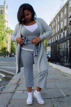 ChloePierreLDN: Luxury Plus Size Lounge Wear
