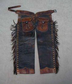 Tecolote Ranch Chaps | | Cayuse Western Americana