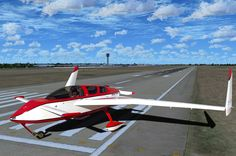 4 seater, super fast aircraft with MGL synthetic vision, integrated autopilot e.t.c.