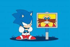 the Hedgehog - Sonic the Hedgehog -Sonic the Hedgehog - Sonic the Hedgehog - Fan-made Sonic Mania cutscene animation Sonic The Hedgehog, Hedgehog Art, Silver The Hedgehog, Sonic Funny, Sonic Fan Art, The Sonic, Videogames, Classic Sonic, Sonic Mania