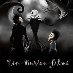 Tim Burton Movies