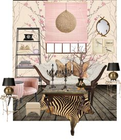 """pink and pretty"" by purpleprincesslady on Polyvore"
