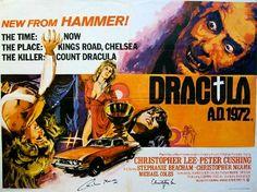 Hammer Horror DRACULA AD 1972 Landscape