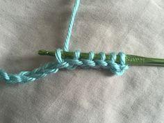 Crochet Star Stitch - First Star