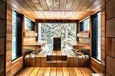 Glass Igloo Finland, Home Spa Room, Sauna Design, Takeo, Helsinki, Resorts, Saunas, Exterior, Windows
