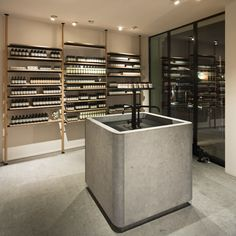 vincent van duysen and pslab open aesop store in hamburg