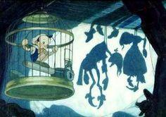 Pinocchio by Gustav Tenggren