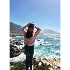 D-4 #springbreak #monterey #bigsur #cheesin 🤗 #montereylocals - posted by Jiinstagram💜 https://www.instagram.com/jiinee95. See more of Big Sur at http://bigsurlocals.com