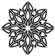 Padma Tattoo - Semi-Permanent Tattoos by inkbox™ - by is a temporary tattoo from inkbox – 1 - Simple Mandala Tattoo, Geometric Mandala Tattoo, Mandala Tattoo Design, Mandala Drawing, Tattoo Designs, Tattoo Grafik, Semi Permanent Tattoo, Tattoo Stencils, Stencil Designs