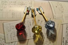 Light, Fire, and Ice Arrows | 10 More Geektastic Legend Of Zelda Crafts Now On Etsy