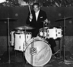 Buddy Rich | Buddy Rich Pictures | Famous Drummers