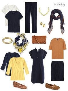 Building a Capsule Wardrobe by Starting with Art: Mulberry Tree by Vincent Van Gogh (revisiting Navy and Cognac) - The Vivienne Files Core Wardrobe, Capsule Wardrobe Work, Travel Wardrobe, Wardrobe Ideas, Fall Wardrobe, The Vivienne, Fashion Capsule, Capsule Outfits, Fashion And Beauty Tips
