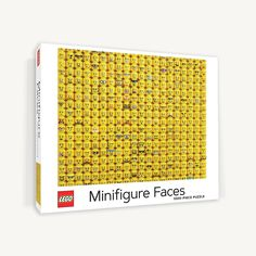 This imaginative 1000-piece puzzle comes together to feature a special collection of LEGO® minifigure expressions. Minifigures have feelings too—happy and hopeful, confused and surprised, silly . . . and puzzled! Now you can collect your favorite iconic LEGO® minifigures in a whole new way! MINIFIGURES ARE THE HEART OF Lego Toys, Lego Duplo, Lego Minifigure, Star Wars Set, Lego Star Wars, Lego Universe, Lego Challenge, Color Puzzle, Lego Builder