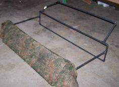 Homemade layout blind - HuntingNet.com Forums