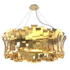 Brass pendant by Delightfull.