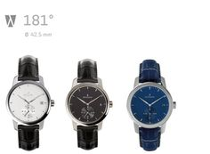 A harmonious design reminiscent of pocket watches: Watches, Pocket, Leather, Accessories, Design, Clocks, Clock, Ornament