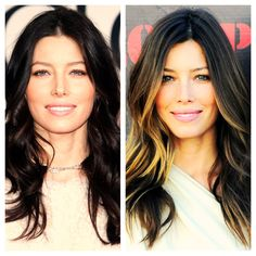 here comes the sun! add some #balayage pieces to your hair to #sun-kiss winter goodbye! dollyrockersaz