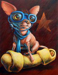 Featured Art - Ive Got Mine by Vanessa Bates
