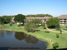 Shades of Green at Disney World - A Military Resort offering affordable rates.