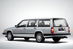 Volvo 960 Kombi '1990–94