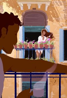 Late morning coffee by PascalCampion on DeviantArt