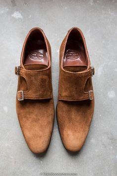 pure-evil- pure-evil pure evil is right double strap monk shoes! Jordan Shoes For Men, Men S Shoes, Mens Suede Boots, Derby, Comfortable Mens Shoes, Mode Shoes, Monk Strap Shoes, Baby Girl Shoes, Formal Shoes